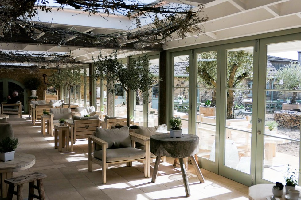 Daylesford Farm Shop + Restaurant - Gloucestershire - Restaurant