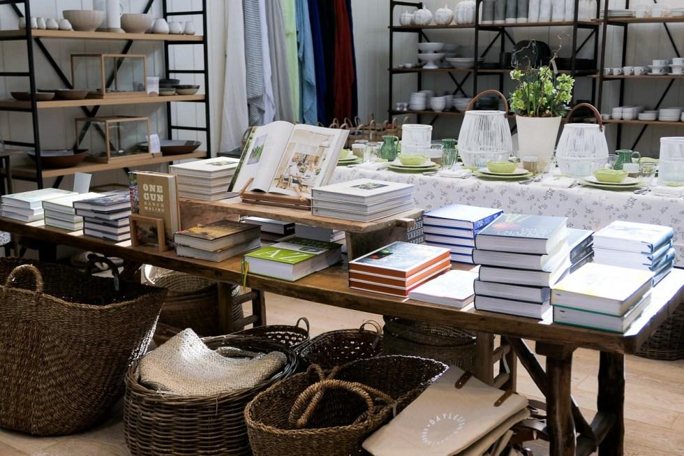 Daylesford Farm Shop + Restaurant - Gloucestershire - Cookbooks
