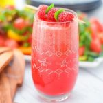 Raspberry Watermelon Fizz Mocktail Recipe