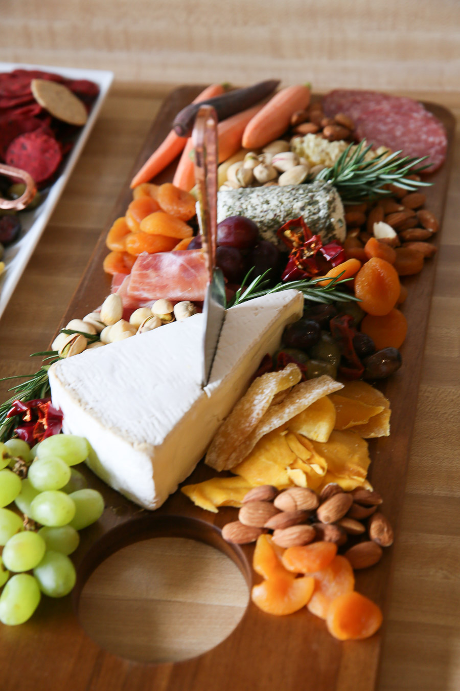Brunch Baby Shower Charcuterie Platters
