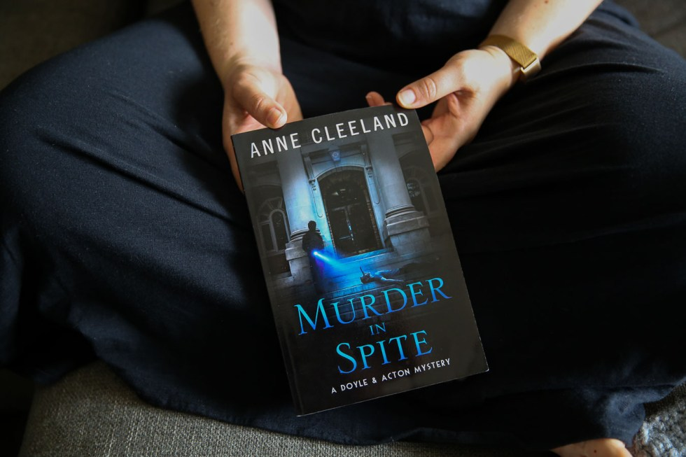 July Book Club - Murder in Spite Review