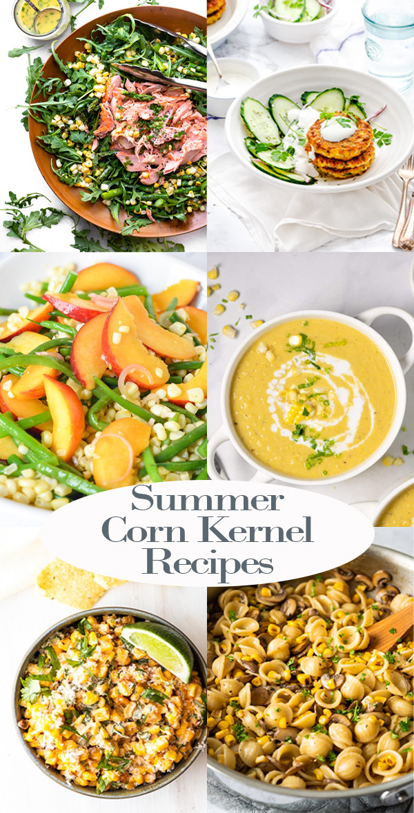 Summer Corn Kernel Recipes. Whether you want a corn dip, salad with corn, <a href=