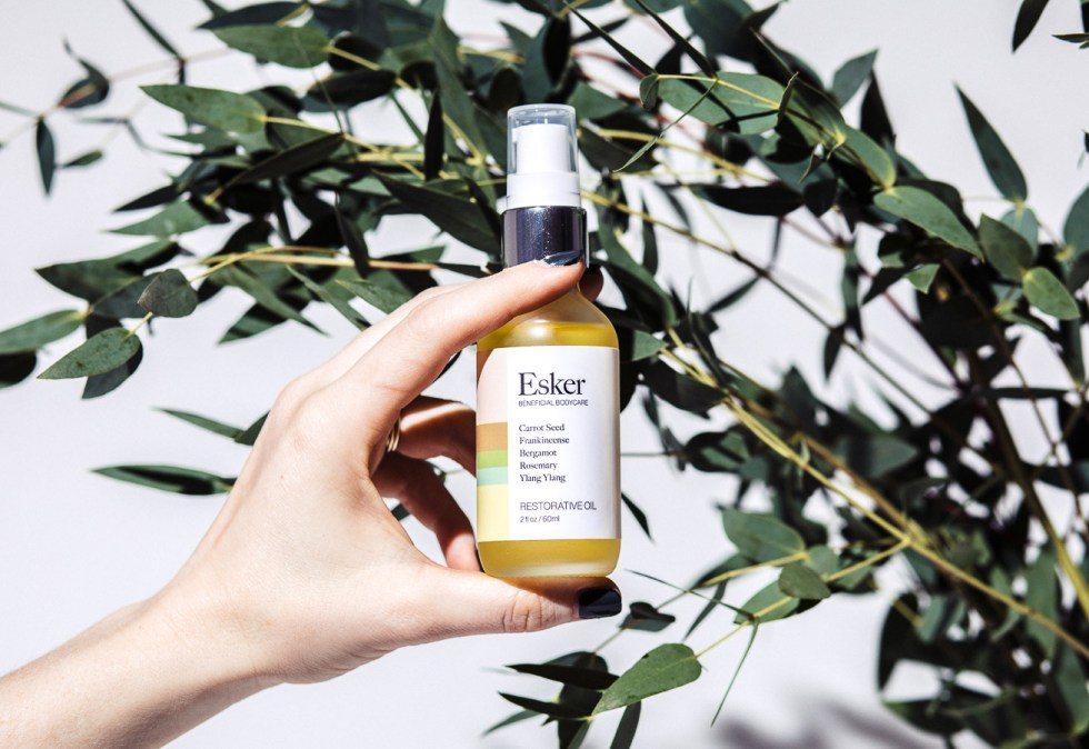 Esker Beauty Body Oils