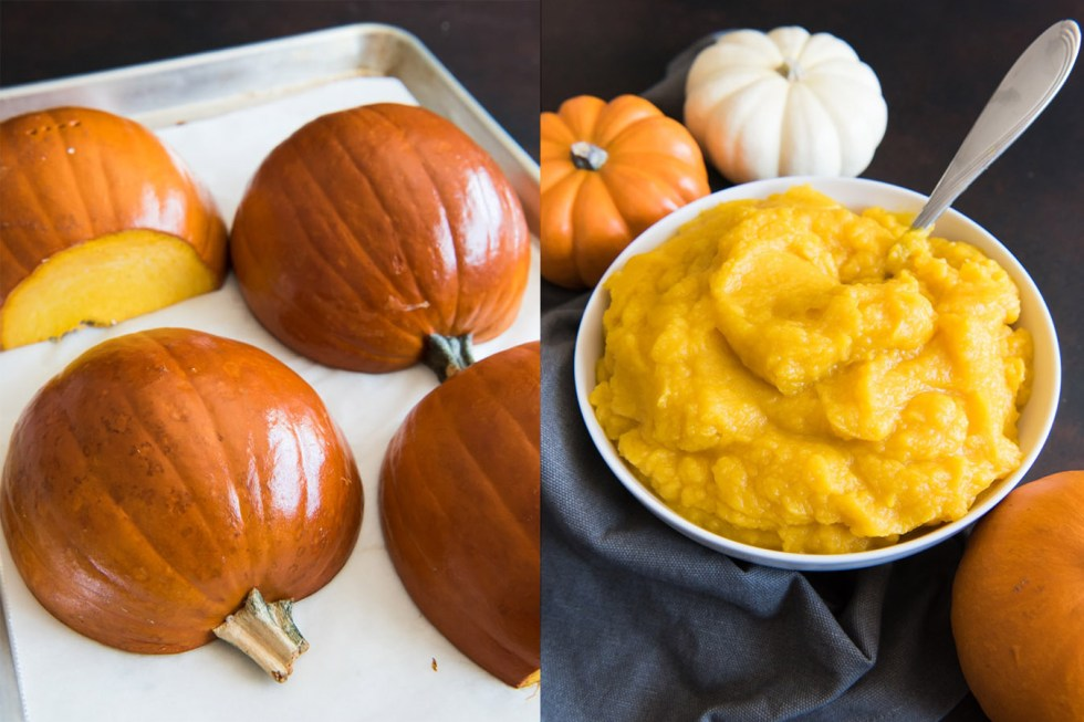 5 Things to Do This Fall - Homemade Pumpkin Puree