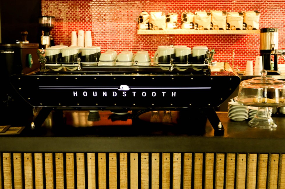 Houndstooth Coffee - Austin