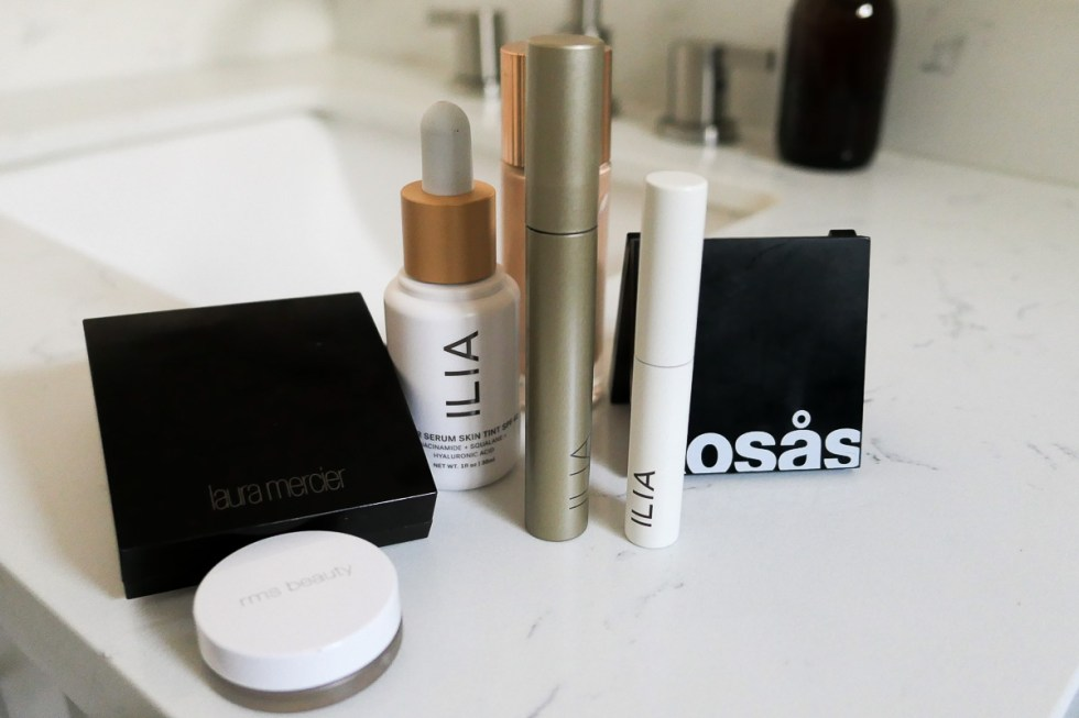Transitioning Clean Makeup Routine