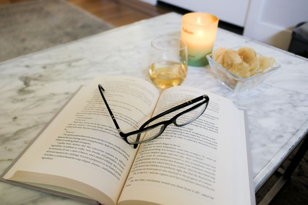 What to Read this Month - July 2020 - The Boyfriend Project