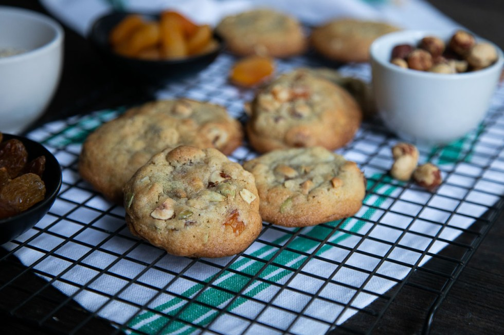 Homemade Muesli Cookies