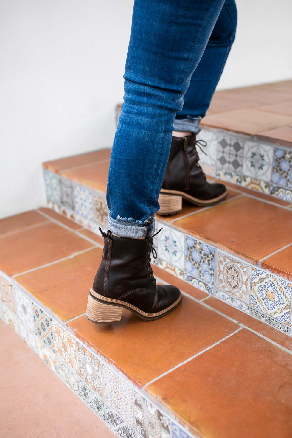 Heeled Timberland Women's Boots + DL1961 Denim Review