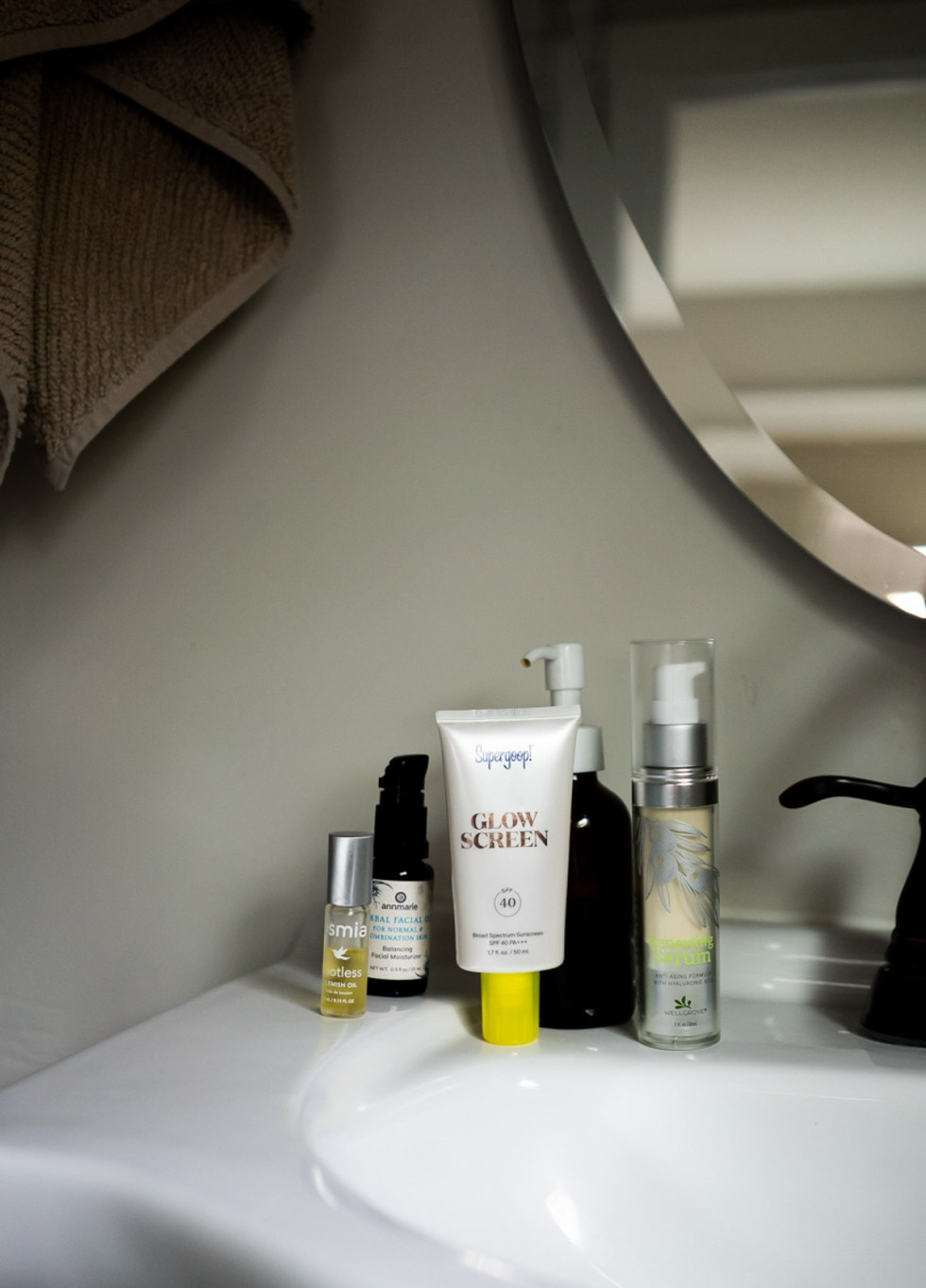 clean beauty morning skincare routine