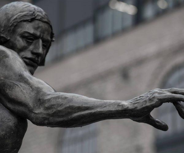 Francesco Saggio - Statues