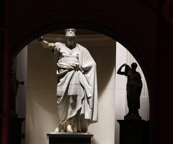 Giancarlo De Luca - Statues