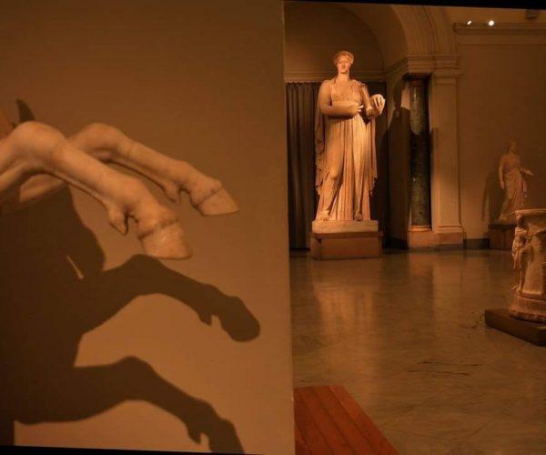 Pino Giuseppe Barecca - Statues-3