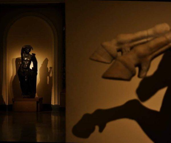 Pino Giuseppe Barecca - Statues
