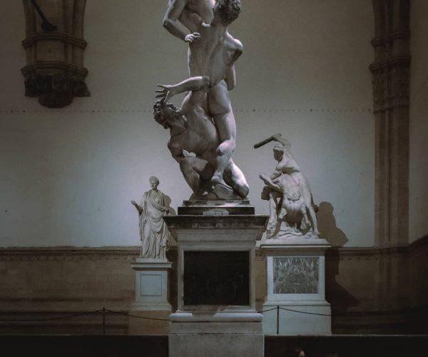 Raffaele Pastore - Statues