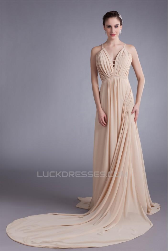 Bridesmaid Dresses Light Blue