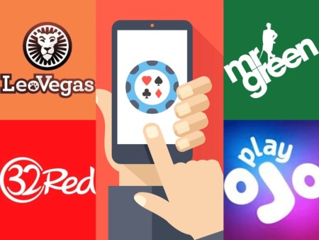 THE BEST MOBILE CASINOS FOR THE UK