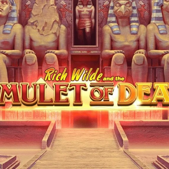 Rich Wilde and the amulet of the dead slot review