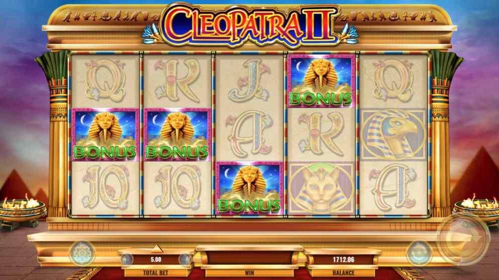 Cleopatra 2 - Bonus