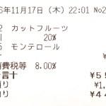 数字のゾロ目444