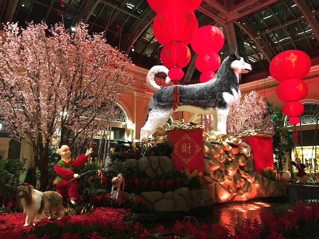 中国の旧正月祭り1