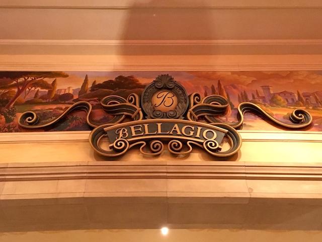 ベラージオのロゴ