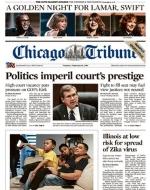 Chicago Tribune article, Print Works Bistro