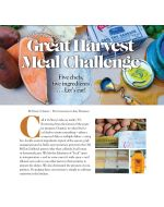 Great Harvest Challenge, O.Henry Magazine, Felicia McMillan Executive Chef and General Manager