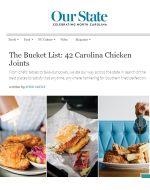 Skillet Fried Chicken in North Carolina