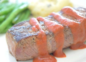 Black Angus Tri-tip with housemade Pig & Whistle sauce