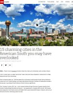 CNN Travel Article