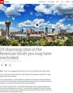 CNN Travel Article