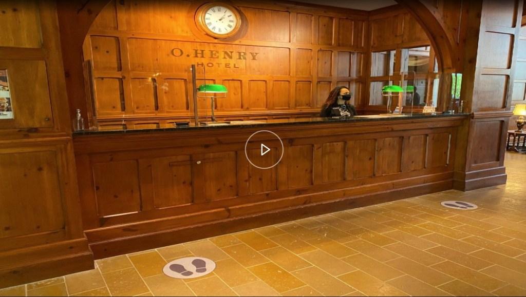 O.Henry Hotel Video Spectrum news