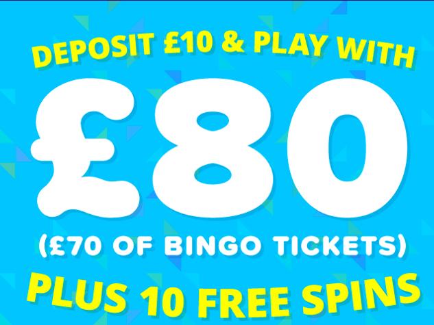 yay bingo bonus