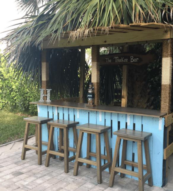 21 homemade tiki bar plans you can diy