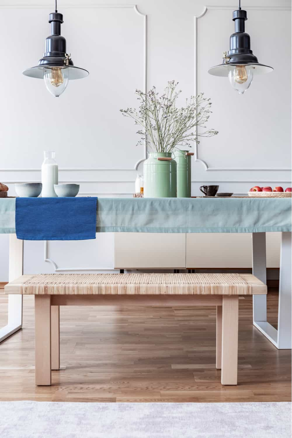 24+ Dining Bench Ideas Background