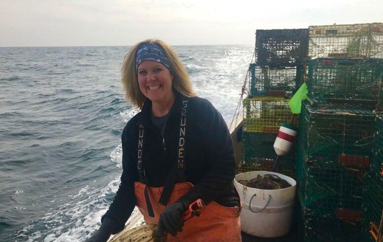 Rachel buoy 2
