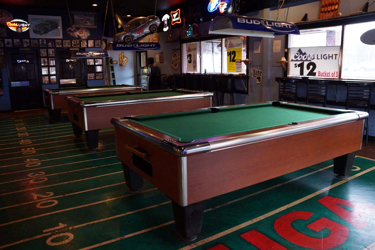 coin operated pool tables for georgia