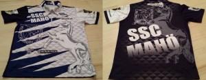 SSC Shooting-Shirt Vorder- und Rückseite