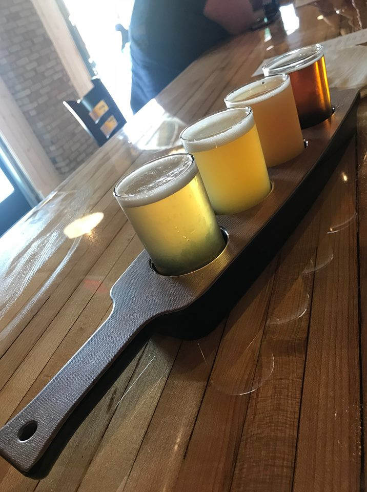 Flights of beer are cheaper than airplane flights!