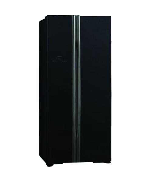 Jual Produk Elektronik Kulkas Hitachi R-S80PGD2 GBK (Black)