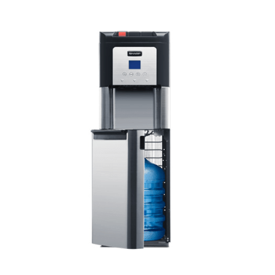 Dispenser Sharp Galon Bawah Tipe SDW-78EHL-SL