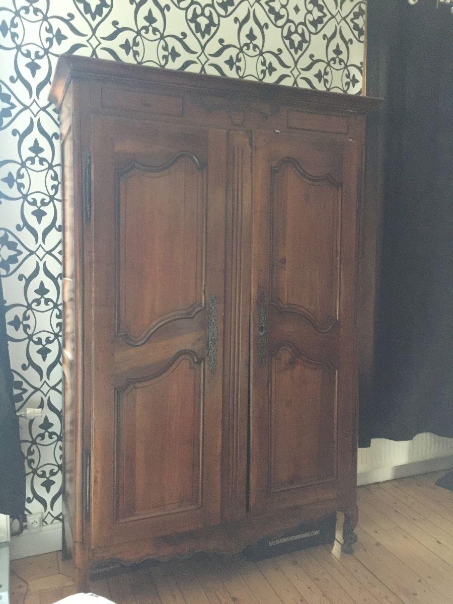 armoire ancienne chene