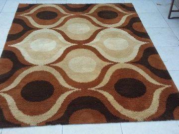 tapis vintage origine allemagne annees