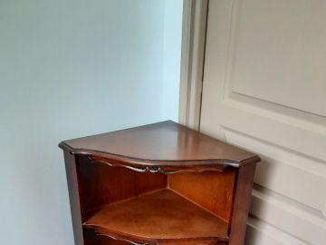 meuble d angle en bois