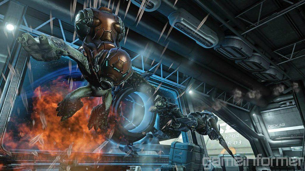 New Halo 4 Screenshots From Game Informer Magazine