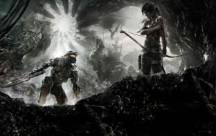 Halo & Tomb Raider