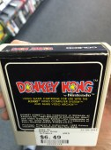 Yes Nintendo made games for the Atari! #OldSchool #DonkeyKong