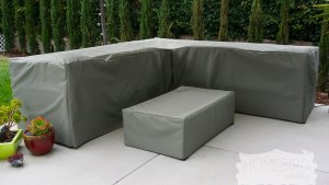 Custom Order: Patio Furniture Covers Lucky Little