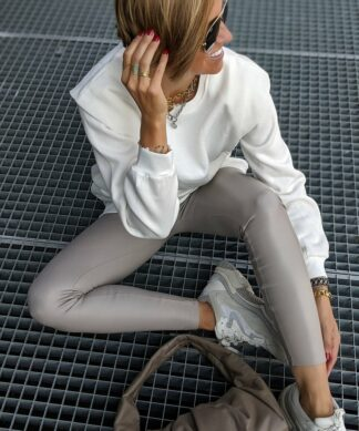 Leggings ATTRACT – greige